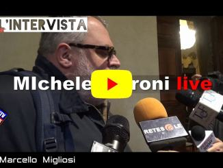 Umbria, primo insediamento di Giunta, intervista assessore Fioroni