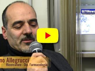 Morto Massimo Allegrucci, una delle sue rare apparizioni video