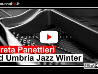 Easy – Greta Panettieri torna più swing che mai ad Umbria Jazz Winter
