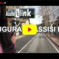 Intervista con il sindaco di Assisi, Stefania Proietti, a bordo dell'Assisi Link di Trenitalia