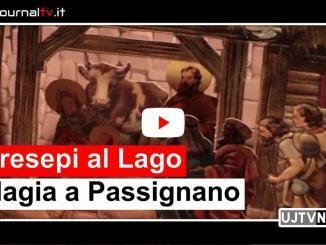 La magia del Presepe si rinnova ogni anno anche a Passignano sul Lago Trasimeno