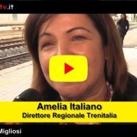 Trenitalia, Amelia Italiano, abbiamo delle novità per i pendolari