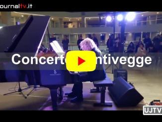 Il degrado si vince con la cultura, il concerto di Mastrini a Fontivegge