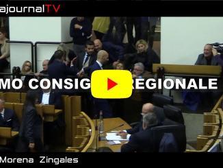 Non eletto presidente assemblea legislativa, consiglio rinviato