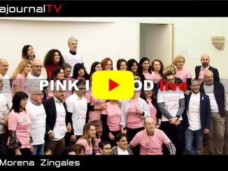 Lotta ai tumori femminili, consiglio comunale indossa magliette rosa