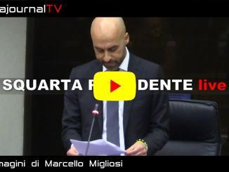 Marco Squarta è presidente dell'Assemblea Legislativa Umbria