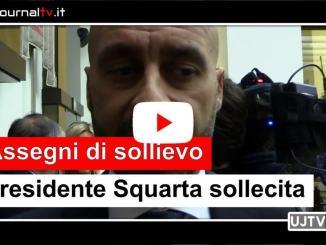 Erogazione degli assegni di sollievo, la denuncia di Marco Squarta