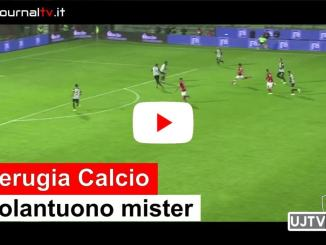 Perugia calcio, dopo Oddo, panchina affidata a Colantuono