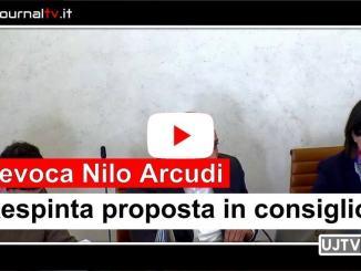 Respinta proposta di revoca Presidente del consiglio Arcudi