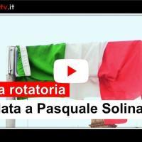 Rotatoria Ponte della Pietra intitolata a Pasquale Solinas