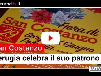 Celebrazioni San Costanzo a Perugia, una festa fuori dai confini regionali