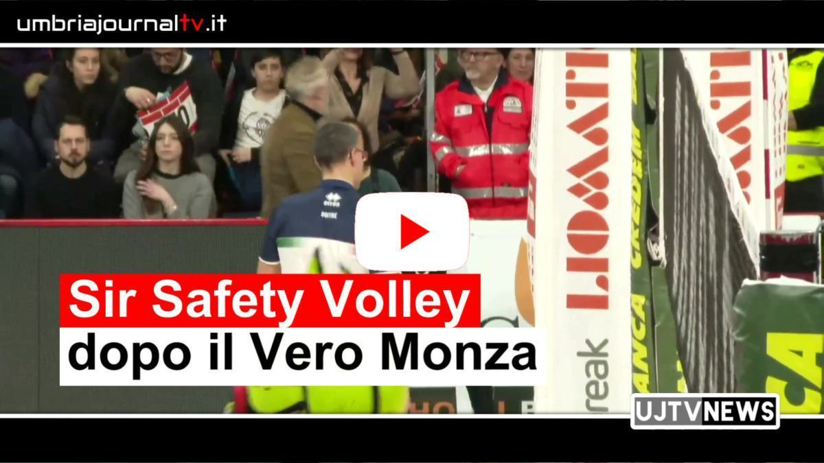 Sir Safety, le voci post Monza, con vista sul quarto di Coppa Italia
