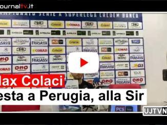 Massimiliano Colaci resta alla Sir intervista video di Alessandra Valentini