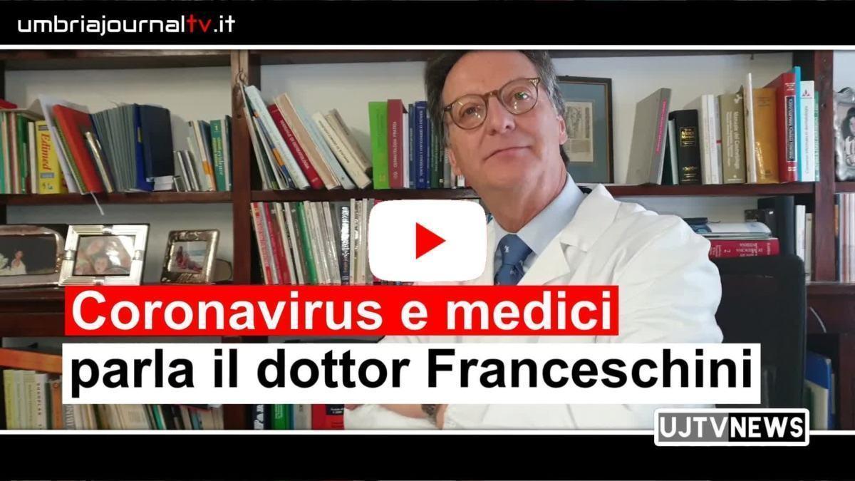 Coronavirus e medici in zona rossa parla il dottor Giulio Franceschini