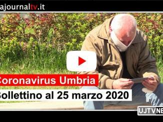 Coronavirus Umbria, 710 i positivi, 8 guariti e 2254 fuori isolamento