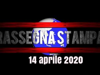 Prime di copertina la rassegna stampa del 14 aprile 2020, martedì