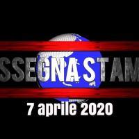 Rassegna stampa video da sfogliare di martedì 7 aprile 2020