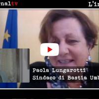 Covid 19 buoni spesa e scuola a Bastia intervista con Lungarotti e Brunelli