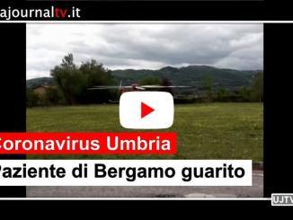 Paziente di Bergamo torna a casa, è guarito dal Covid19