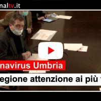 Coronavirus Umbria, da Regione attenzione ai più fragili