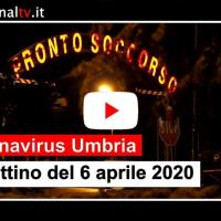 Coronavirus, in Umbria al 6 aprile aumentano i guariti, 84 in totale