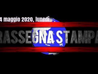 Le prime di copertina del 4 maggio 2020, la video rassegna stampa