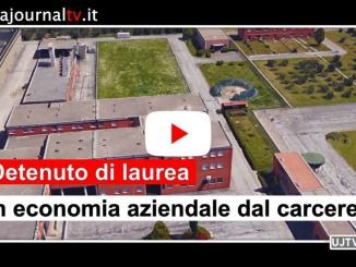 Studiare in Carcere, a Terni detenuto si laurea in Economia Aziendale