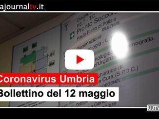 Coronavirus Umbria, al 12 maggio, lieve aumento di contagi, più 7