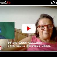 Torna la Sagra Musicale Umbra al tempo del Covid, intervista con Anna Calabro 🔴▶