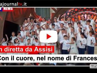 Con il Cuore, nel nome di Francesco, il 9 giugno in diretta da Assisi