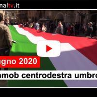 2 giugno, manifestazione centrodestra in 100 piazze, anche a Perugia