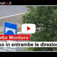 Viadotto Montoro chiuso al traffico in entrambe direzioni