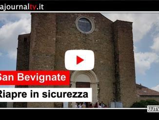 Il complesso templare di San Bevignate a Perugia riapre in sicurezza