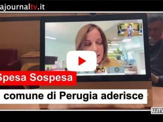 Il comune di Perugia aderisce alla rete nazionale spesasospesa.org