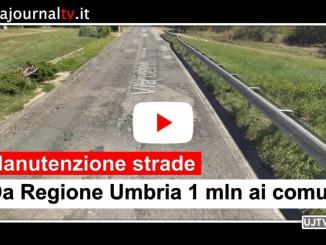 Dalla regione un milione di euro ai comuni per la manutenzione straordinaria di strade e pertinenze