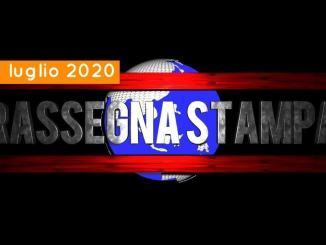 Video rassegna stampa del 29 luglio 2020, mercoledì giornali in pdf