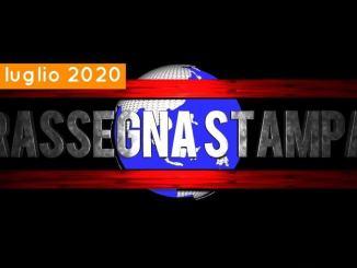 Rassegna stampa e telegiornale, l'informazione dell'Umbria 9 luglio 2020