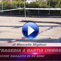 Video del luogo della lite dove è morto uno spoletino di 24 anni