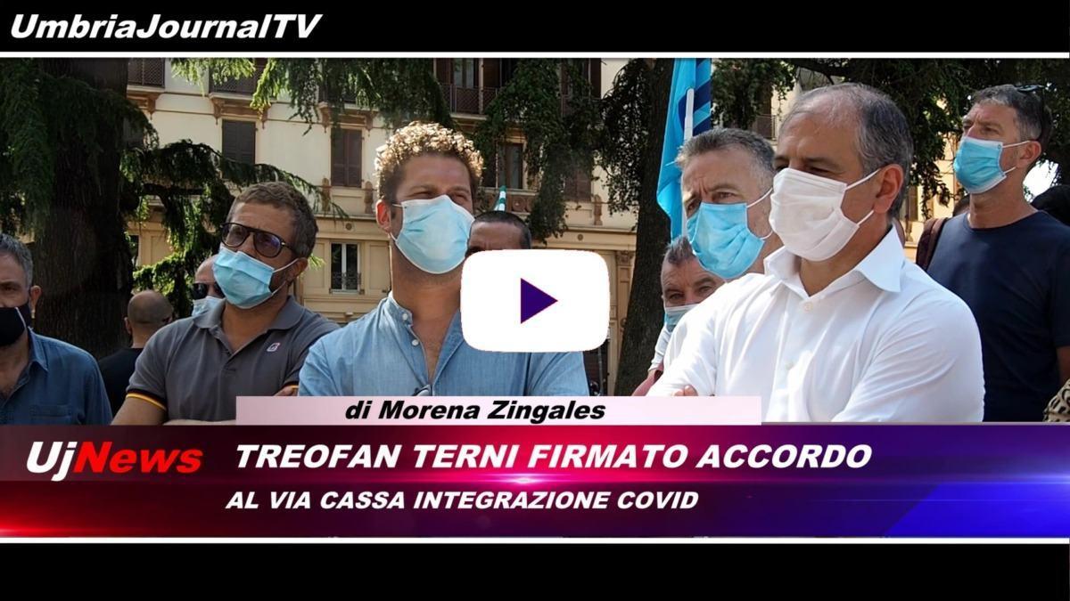 Telegiornale dell'Umbria edizione della sera Tg Umbria 11 agosto 2020 martedì