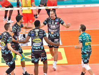 Sir, vittoria in Superlega contro il Vibo Valentia VIDEO