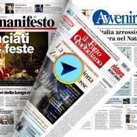 La rassegna stampa da sfogliare 21 novembre 2020, i giornali