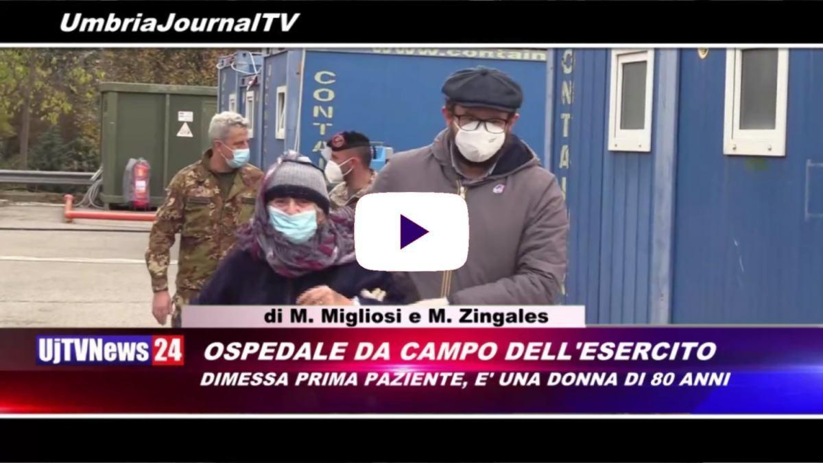 Telegiornale dell'Umbria edizione della sera Tg, 24 novembre 2020 martedì