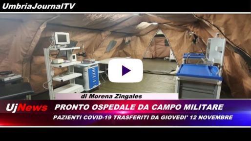 Telegiornale dell'Umbria edizione della sera Tg, 11 novembre 2020 mercoledì