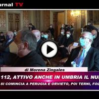 Telegiornale dell'Umbria edizione della sera Tg, 19 gennaio 2021 martedì