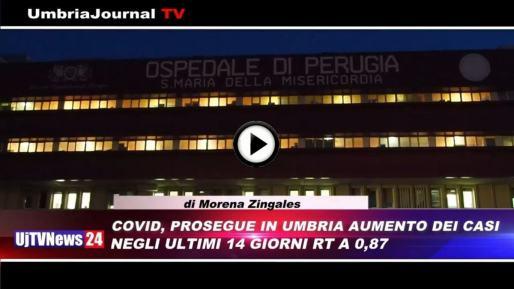 Telegiornale dell'Umbria edizione della sera Tg, 14 gennaio 2021 giovedì