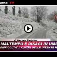 Telegiornale dell'Umbria edizione della sera Tg, 5 gennaio 2021 martedì