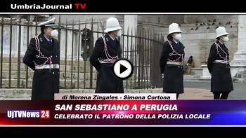 Telegiornale dell'Umbria edizione della sera Tg, 20 gennaio 2021 mercoledì