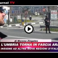 Telegiornale dell'Umbria edizione della sera Tg, 15 gennaio 2021 venerdì