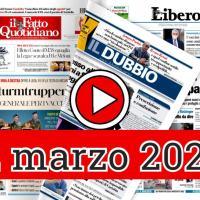 2 marzo 2021, la video rassegna stampa dei giornali in pdf