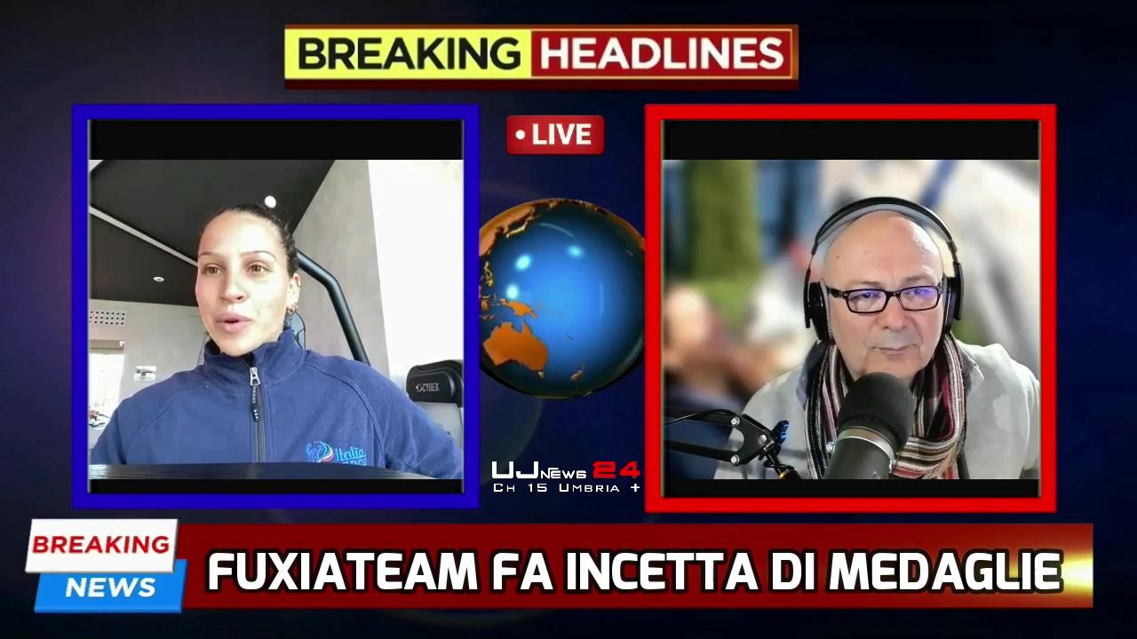 Fuxiateam fa incetta di medaglie allaConero Tirreno Adriatica, intervista a Costanza Laliscia